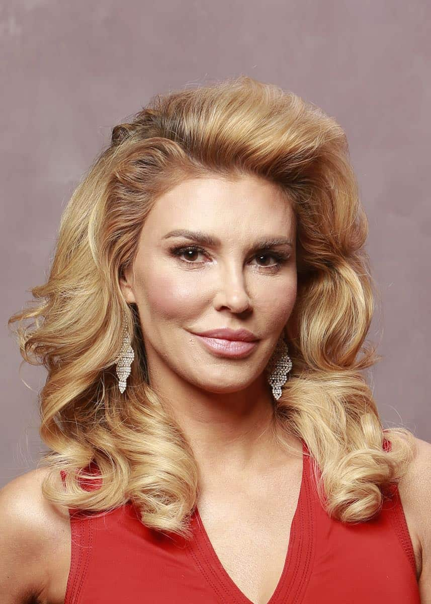 Brandi Lynn Glanville Big Brother: Celebrity Edition