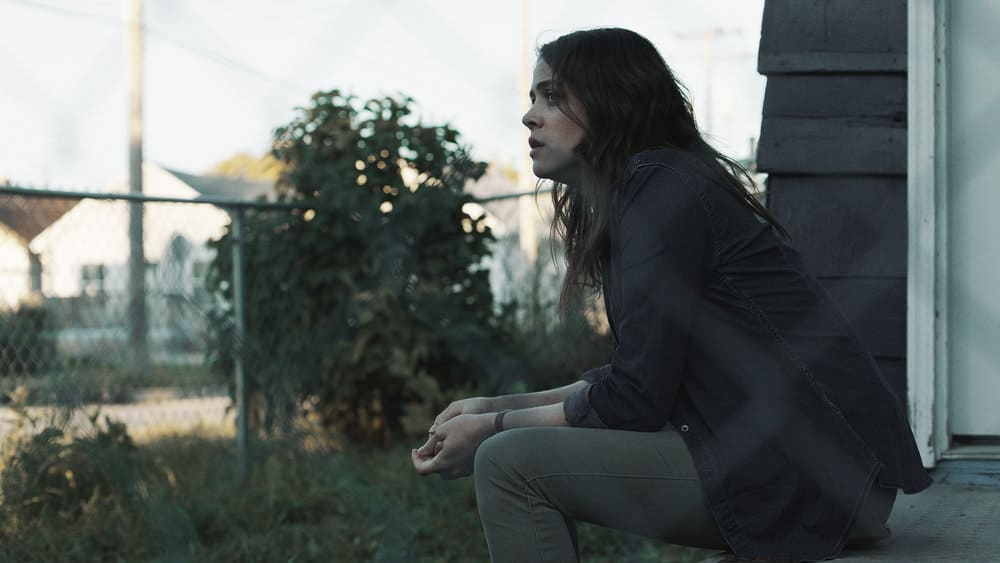 """CHANNEL ZERO: BUTCHER'S BLOCK -- """"Insidious Onset"""" Episode 301 -- Pictured: Olivia Luccardi as Alice Woods -- (Photo by: Syfy)"""