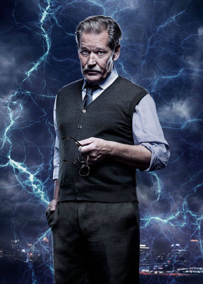 Black Lightning -- Image BLK_SINGLES_GAMBI.jpg -- Pictured: James Remar as Gambi -- Photo: Mark Hill/The CW -- © 2018 The CW Network, LLC. All rights reserved