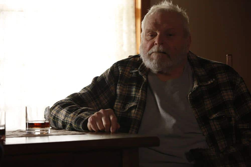 """THE BLACKLIST -- """"The Invisible Hand (#63)"""" Episode 513 -- Pictured: Brian Dennehy as Dom -- (Photo by: Will Hart/NBC)"""