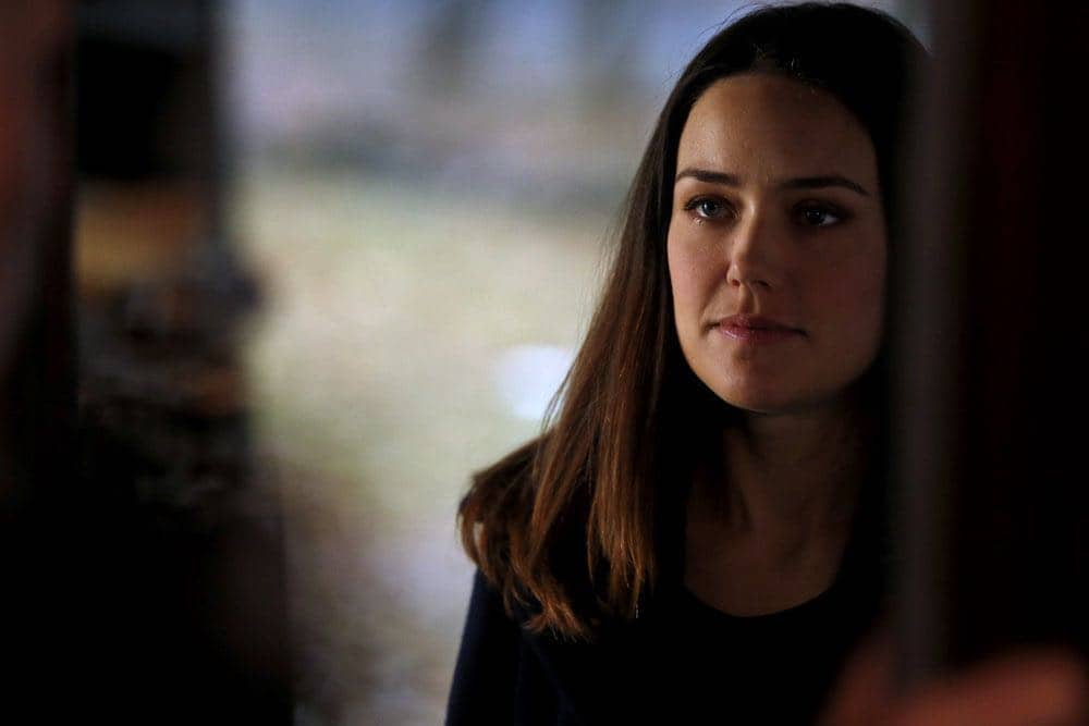 """THE BLACKLIST -- """"The Invisible Hand (#63)"""" Episode 513 -- Pictured: Megan Boone as Elizabeth Keen -- (Photo by: Will Hart/NBC)"""