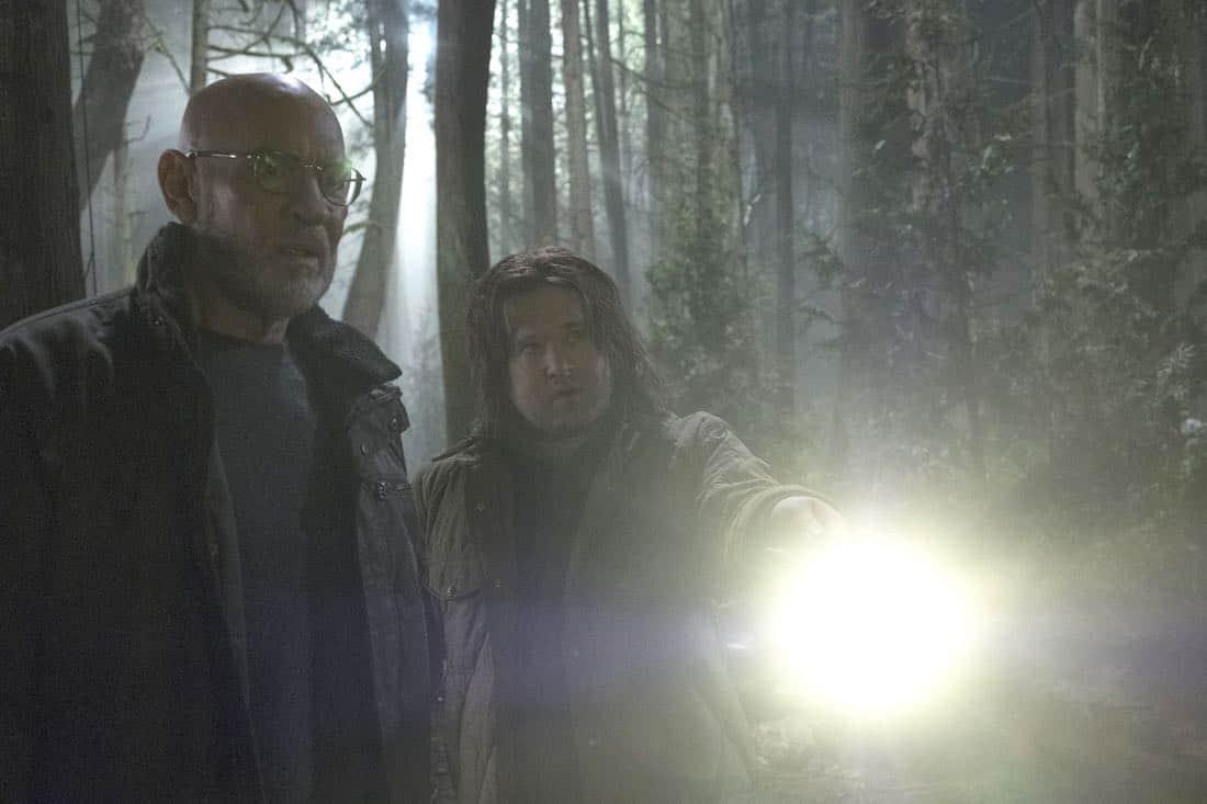 The X Files Episode 6 Season 11 Kitten 07