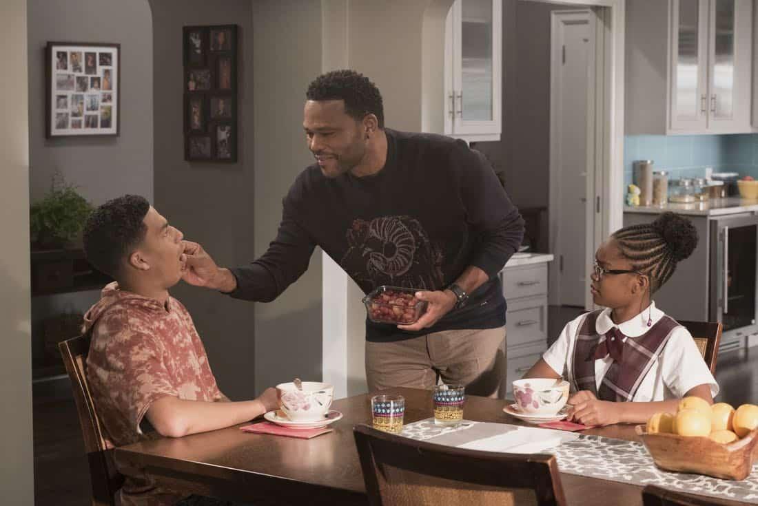 Black ish Episode 13 Season 4 Unkept Woman 10