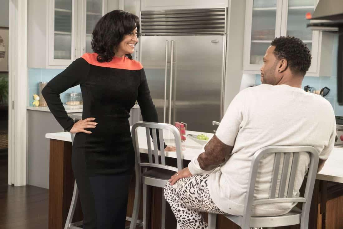 Black ish Episode 13 Season 4 Unkept Woman 01