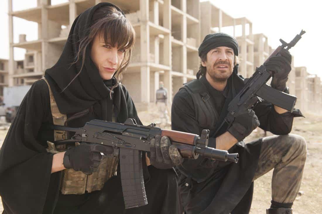 Season 5: Katherine Kelly, Don Hany. photo: Liam Daniel/courtesy of Cinemax