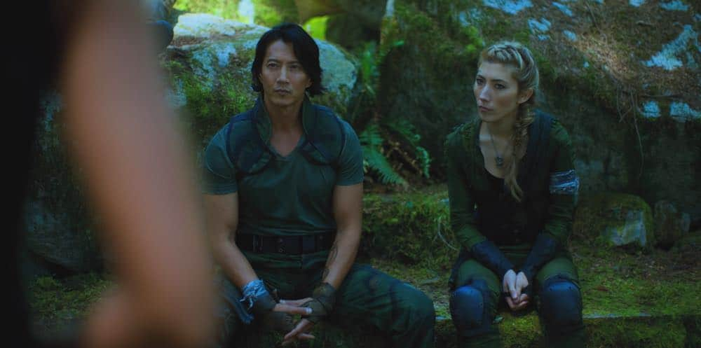Altered Carbon Will Yun Lee, Dichen Lachman