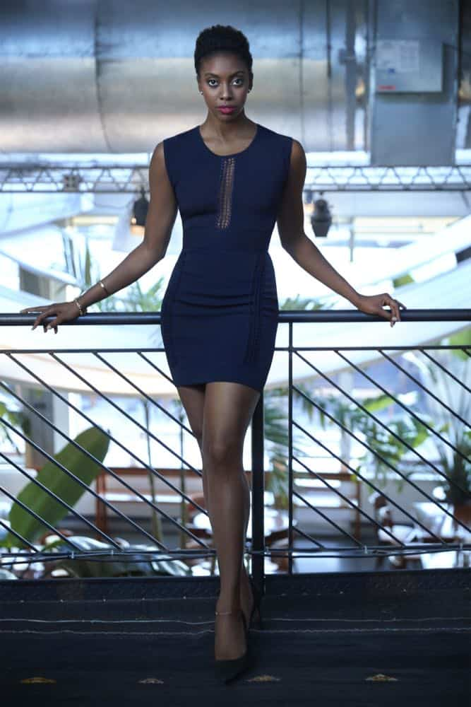 PR Art for Season 3 of the SHOWTIME original series BILLIONS - Photo: Jim Fiscus/SHOWTIME - Photo ID: BILLIONS_S3_singles_kate-0040.R.jpg Pictured: Condola Rashad as Kate Sacker