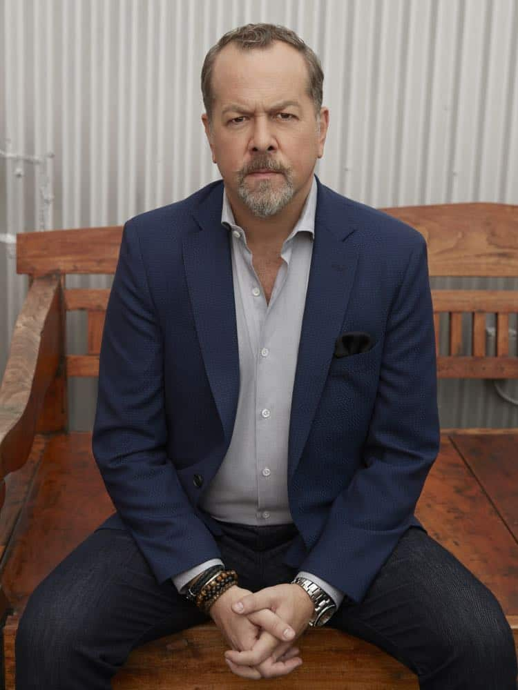 "PR Art for Season 3 of the SHOWTIME original series BILLIONS - Photo: Jim Fiscus/SHOWTIME - Photo ID: BILLIONS_S3_singles_mike-0001.R.jpg Pictured: David Costabile as Mike ""Wags"" Wagner"