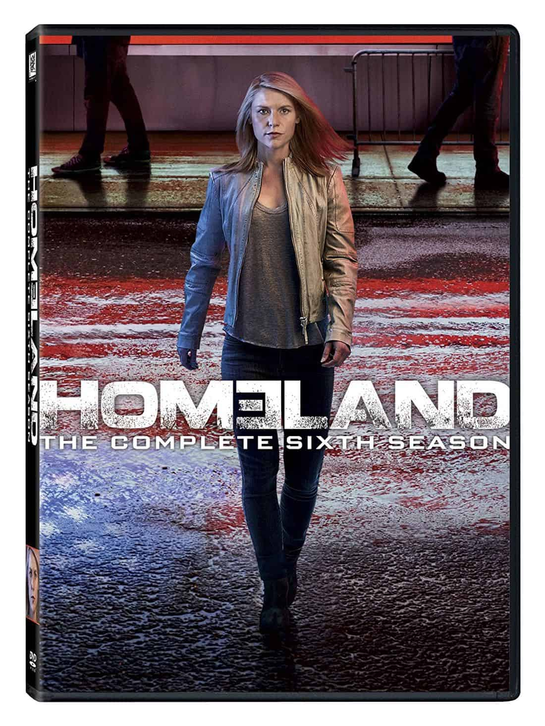Homeland-Season-6-DVD