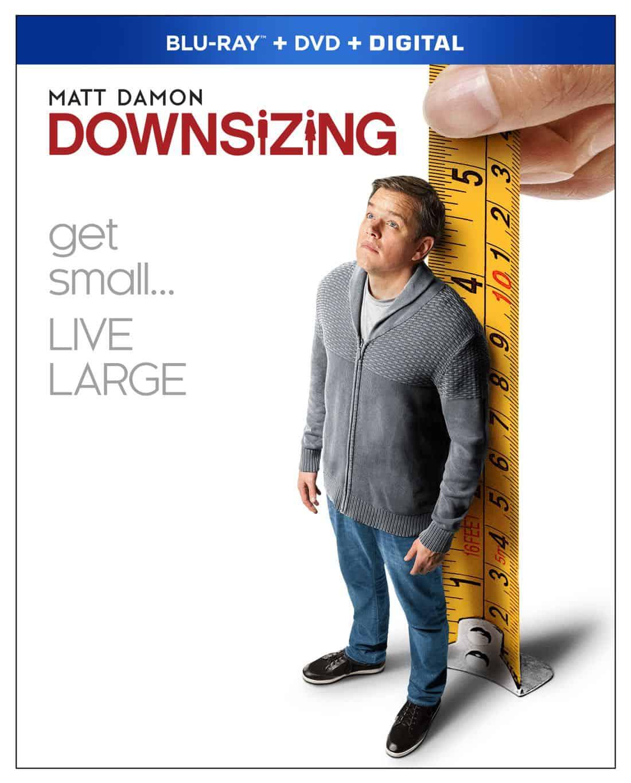 Downsizing-Bluray