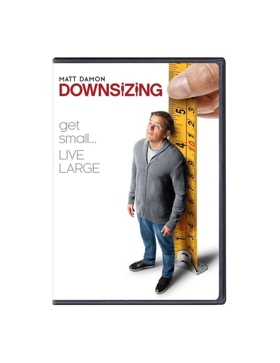 Downsizing-DVD