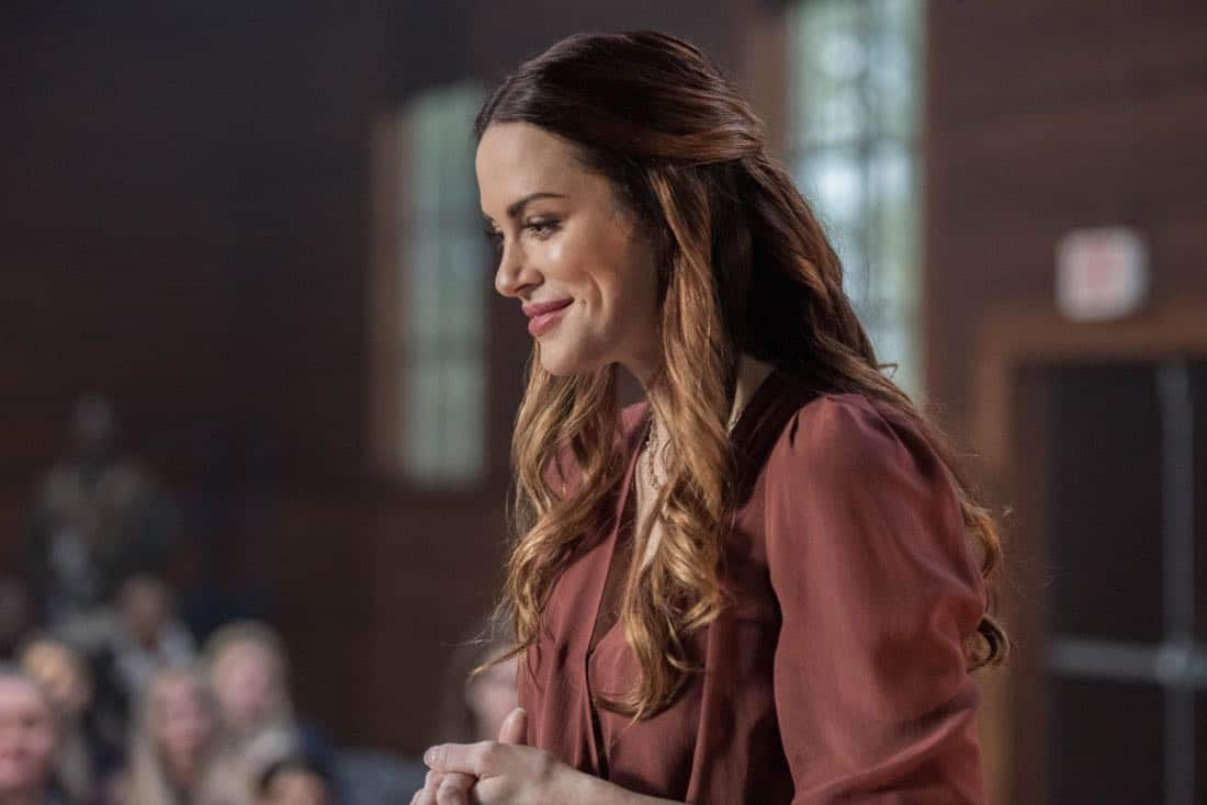 """Supernatural -- """"Devil's Bargain"""" -- Image Number: SN1313b_0176b.jpg -- Pictured: Danneel Ackles as Jo -- Photo: Dean Buscher/The CW -- © 2018 The CW Network, LLC All Rights Reserved"""