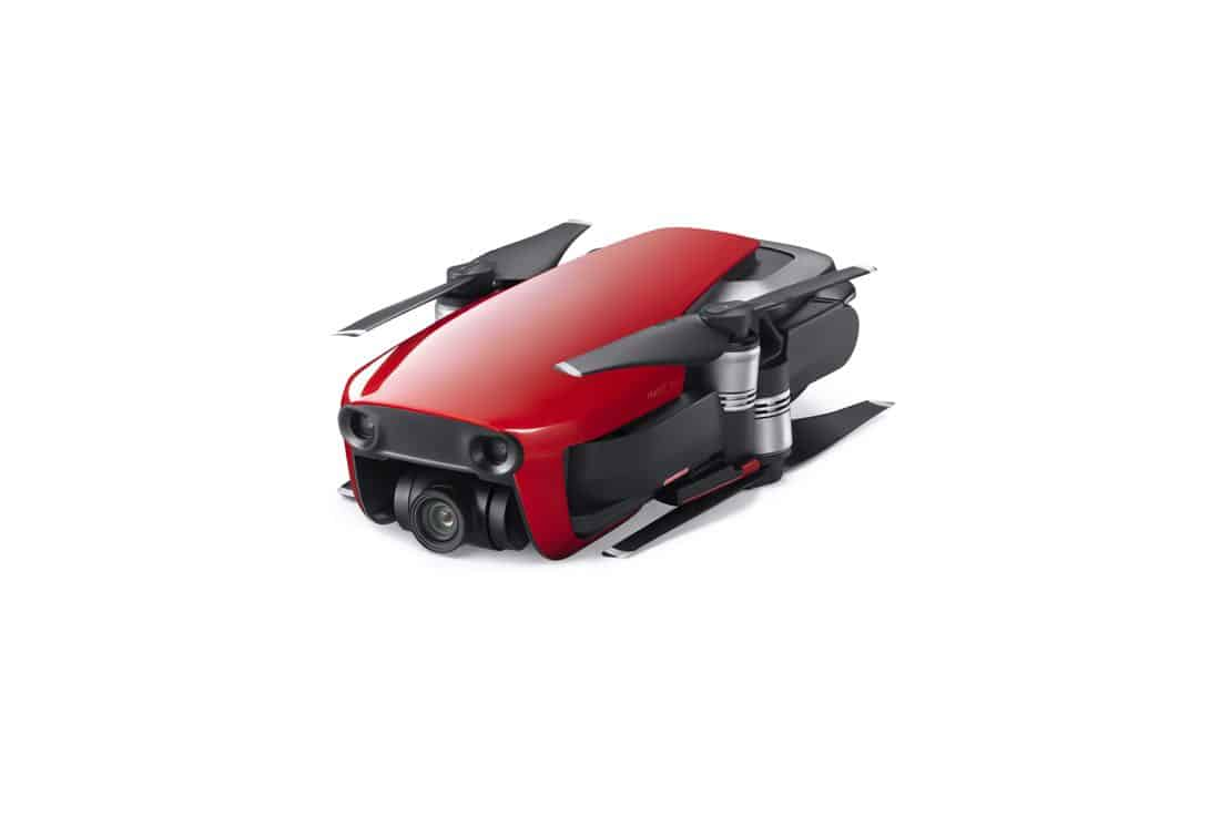 Mavic Air Flame Red folding