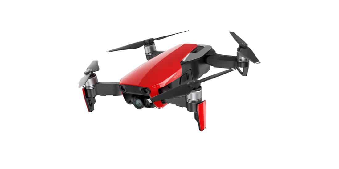 Mavic Air Flame Red side 2