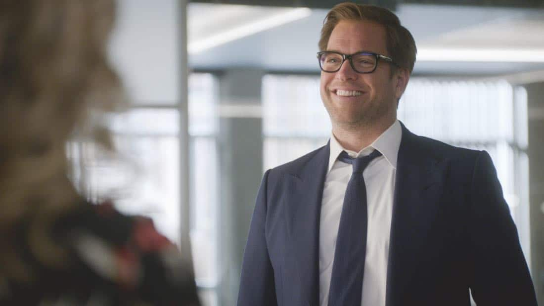 """""""Keep Your Friends Close""""--Bull is brought on to help the FBI's case against a hacker whom they believe breached air traffic control at LaGuardia Airport. But when Cable learns that the accused is her friend's husband, she risks breaking the law -- and defying Bull -- to try and prove his innocence, on BULL, Tuesday, Feb. 6 (9:00-10:00 PM, ET/PT) on the CBS Television Network. Pictured: Michael Weatherly as Dr. Jason Bull Photo: CBS ©2018 CBS Broadcasting, Inc. All Rights Reserved"""