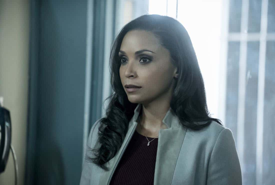 """The Flash -- """"True Colors"""" -- Image Number: FLA413a_0025b.jpg -- Pictured: Danielle Nicolet as Cecile Horton -- Photo: Katie Yu/The CW -- © 2018 The CW Network, LLC. All rights reserved"""