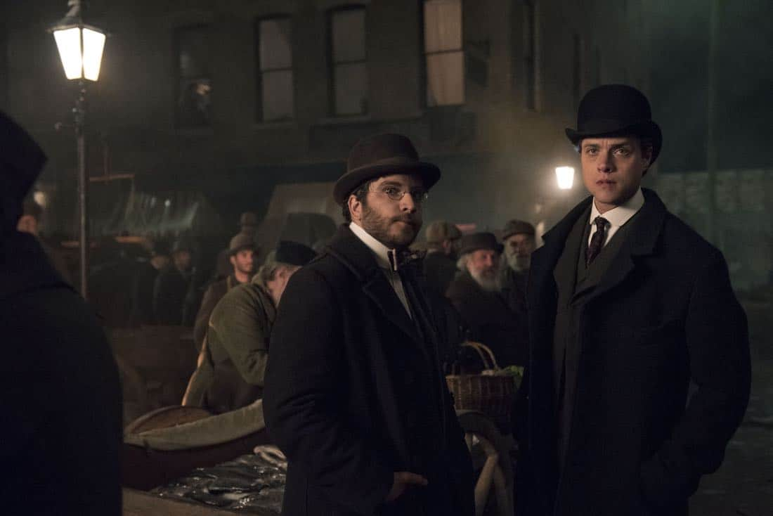 The Alienist Episode 4 Season 1 These Bloody Thoughts 03