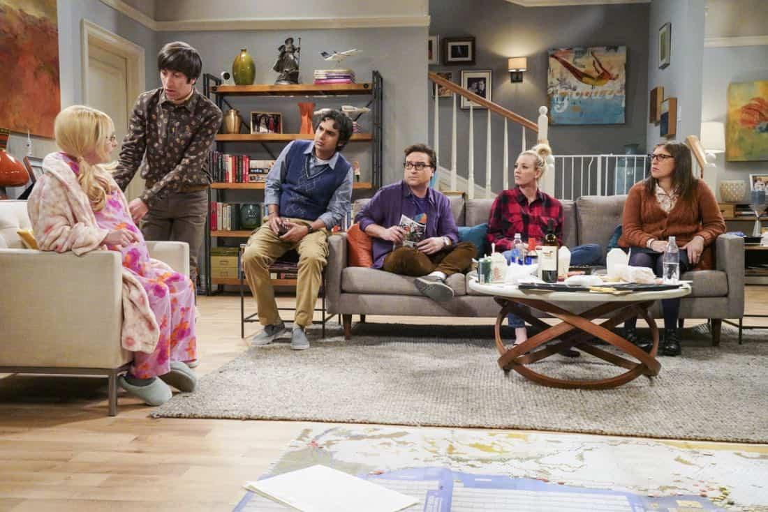The Big Bang Theory Episode 16 Season 11 The Neonatal Nomenclature 06