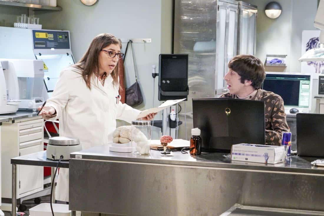 The Big Bang Theory Episode 16 Season 11 The Neonatal Nomenclature 10