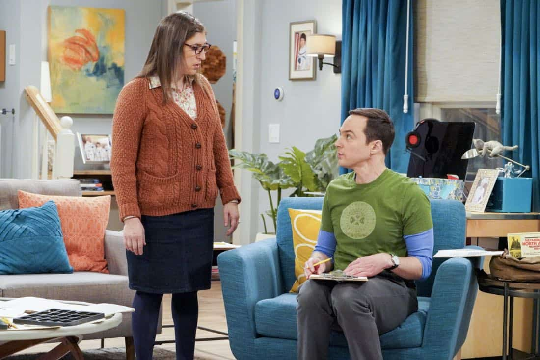 The Big Bang Theory Episode 16 Season 11 The Neonatal Nomenclature 11