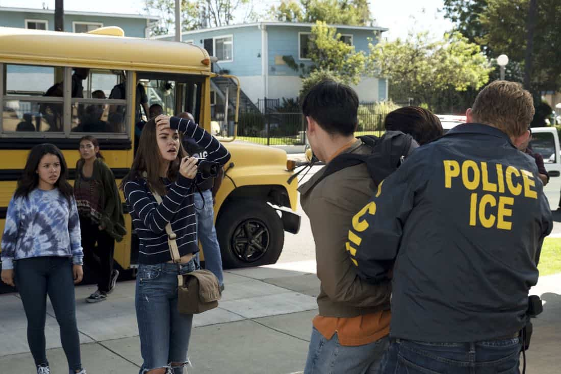 The Fosters Episode 14 Season 5 Scars 01