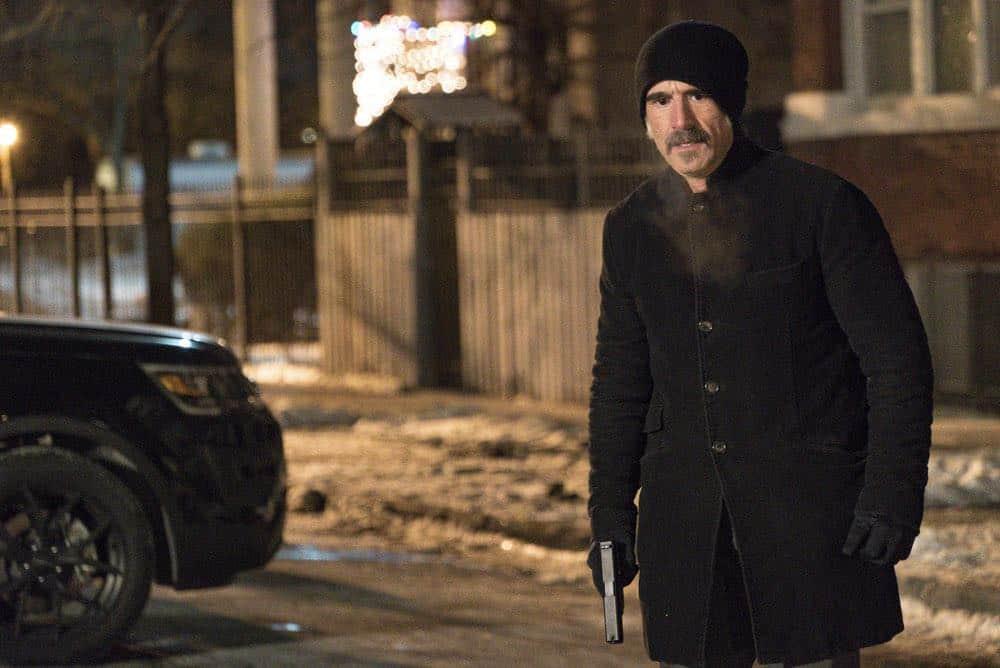 """CHICAGO P.D. -- """"Anthem"""" Episode 514 -- Pictured: Elias Koteas as Alvin Olinsky -- (Photo by: Matt Dinerstein/NBC)"""