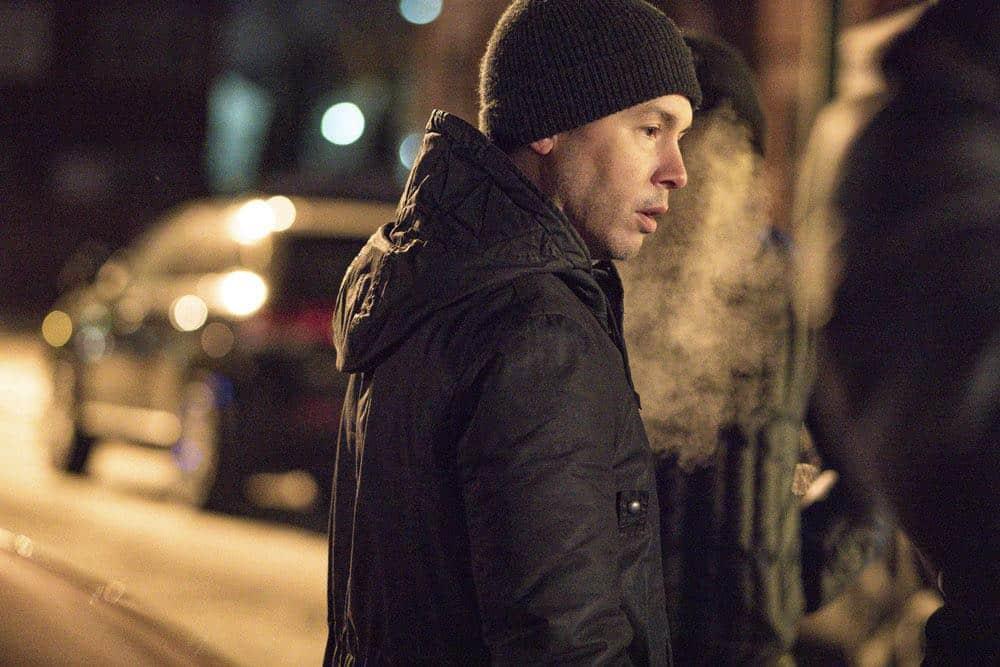 """CHICAGO P.D. -- """"Anthem"""" Episode 514 -- Pictured: Jon Seda as Antonio Dawson -- (Photo by: Matt Dinerstein/NBC)"""