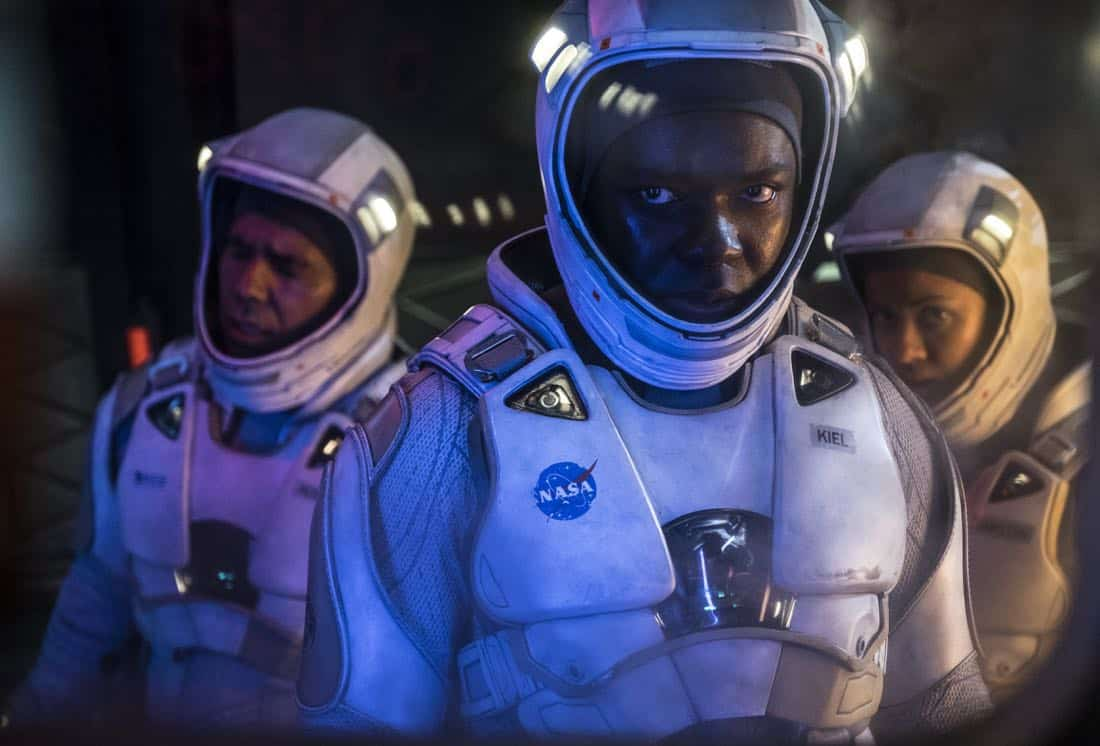 John Ortiz, David Oyelowo, Gugu Mbatha-Raw The Cloverfield Paradox