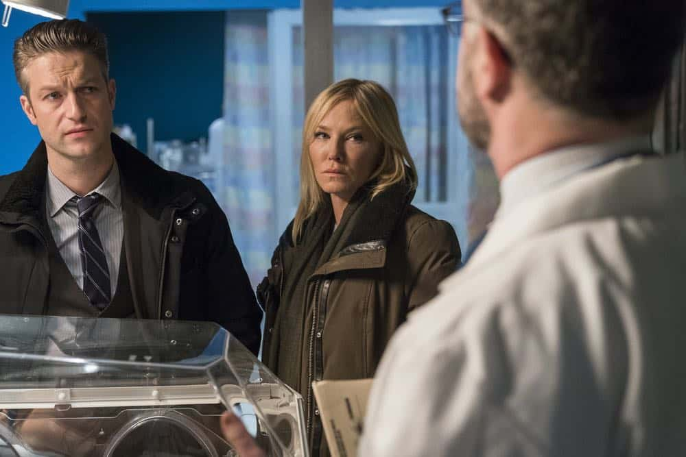 Law And Order SVU Episode 13 Season 19 The Undiscovered Country 11