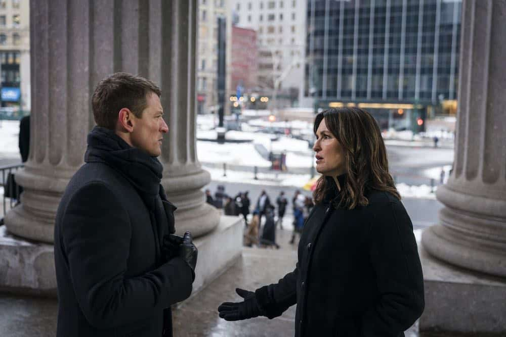 Law And Order SVU Episode 13 Season 19 The Undiscovered Country 18