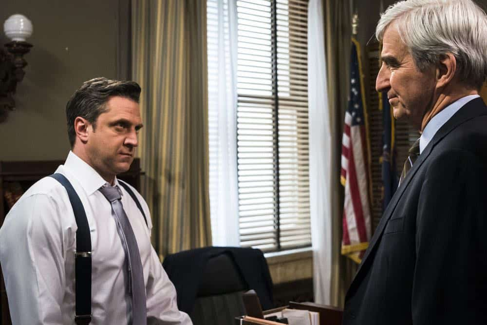 Law And Order SVU Episode 13 Season 19 The Undiscovered Country 01