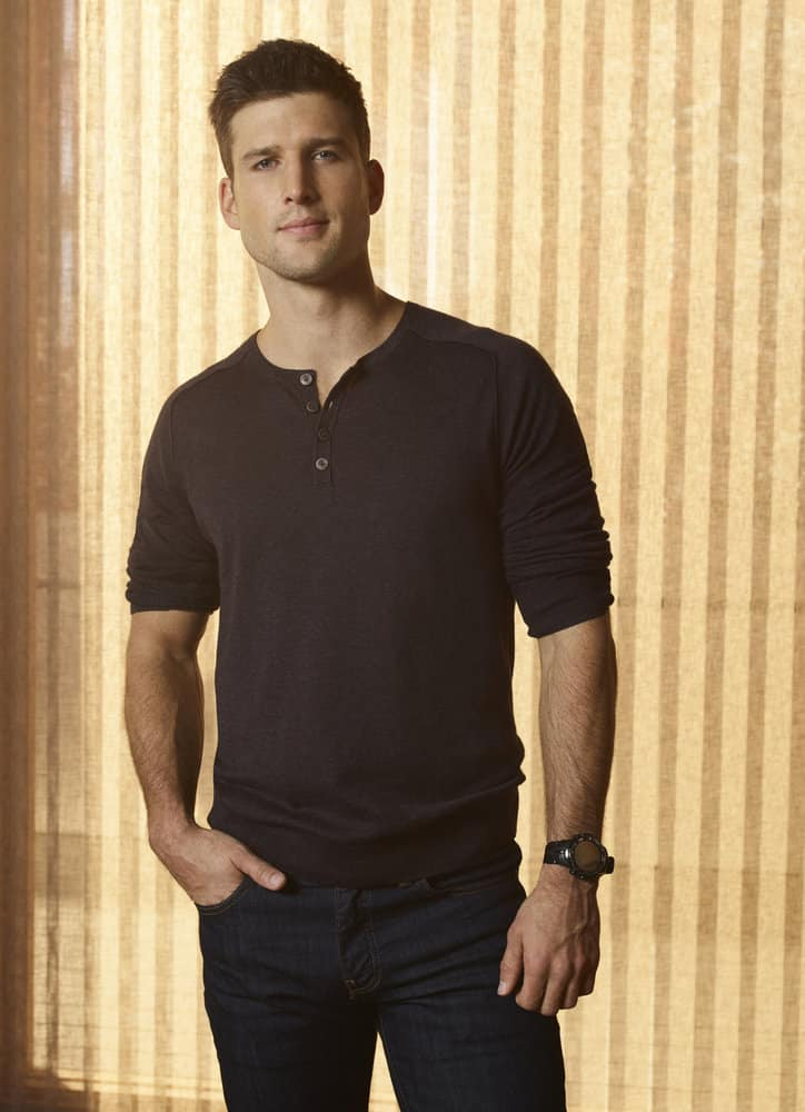 IMPOSTERS -- Season:2 -- Pictured: Parker Young as Richard -- (Photo by: Smallz & Raskind/Bravo)
