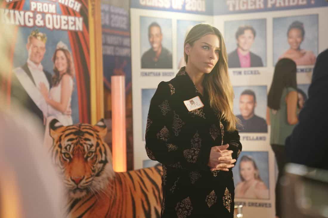 "LUCIFER: Lauren German in the ""High School Poppycock"" episode of LUCIFER airingMonday, Feb. 26 (8:00-9:00 PM ET/PT) on FOX. CR: Erik Voake/FOX"