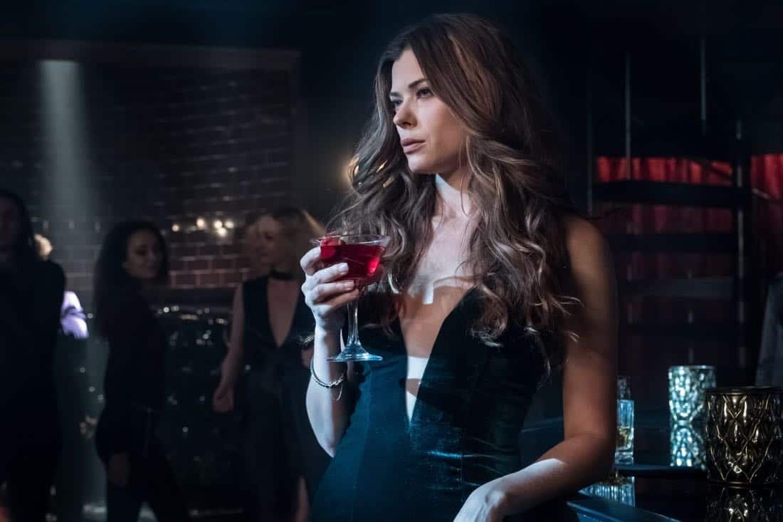"GOTHAM: Guest star Peyton List in the ""Pieces Of A Broken Mirror"" spring premiere episode of GOTHAM airing Thursday, Mar. 1 (8:00-9:00 PM ET/PT) on FOX. ©2018 Fox Broadcasting Co. Cr: Jeff Neumann/FOX"