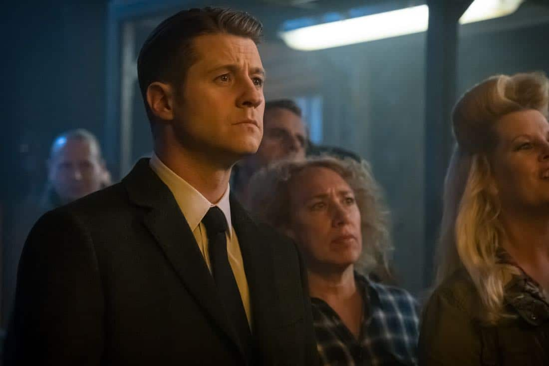"GOTHAM: Ben McKenzie in the ""Pieces Of A Broken Mirror"" spring premiere episode of GOTHAM airing Thursday, Mar. 1 (8:00-9:00 PM ET/PT) on FOX. ©2018 Fox Broadcasting Co. Cr: Jeff Neumann/FOX"