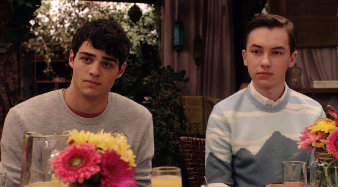 "THE FOSTERS - ""Mother's Day"" - Stef's mom comes to visit and helps Stef cope with a tough time. Meanwhile, Callie and Jude grapple with the memory of their biological mother. This episode of ""The Fosters"" airs Tuesday, February 13 (8:00 - 9:01 p.m. EST) on Freeform. (Freeform) NOAH CENTINEO, HAYDEN BYERLY"
