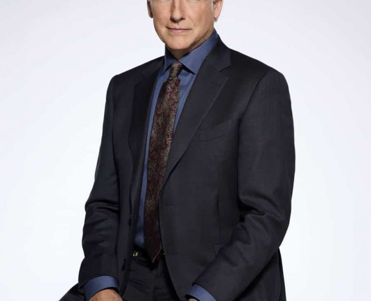 Mark Harmon of the CBS series NCIS, scheduled to air on the CBS Television Network. Photo: Kevin Lynch/CBS © 2017 CBS Broadcasting Inc. All Rights Reserved.
