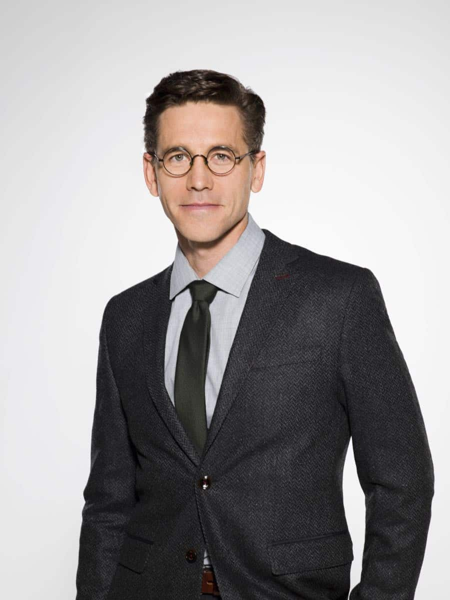 Brian Dietzen of the CBS series NCIS, scheduled to air on the CBS Television Network. Photo: Kevin Lynch/CBS © 2017 CBS Broadcasting Inc. All Rights Reserved.