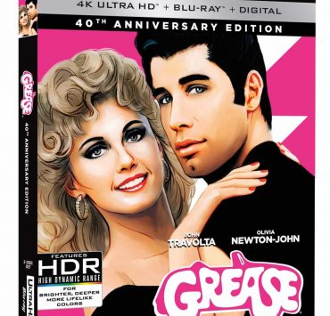 Grease-40th-Anniversary-Edition-4K-Bluray-DVD