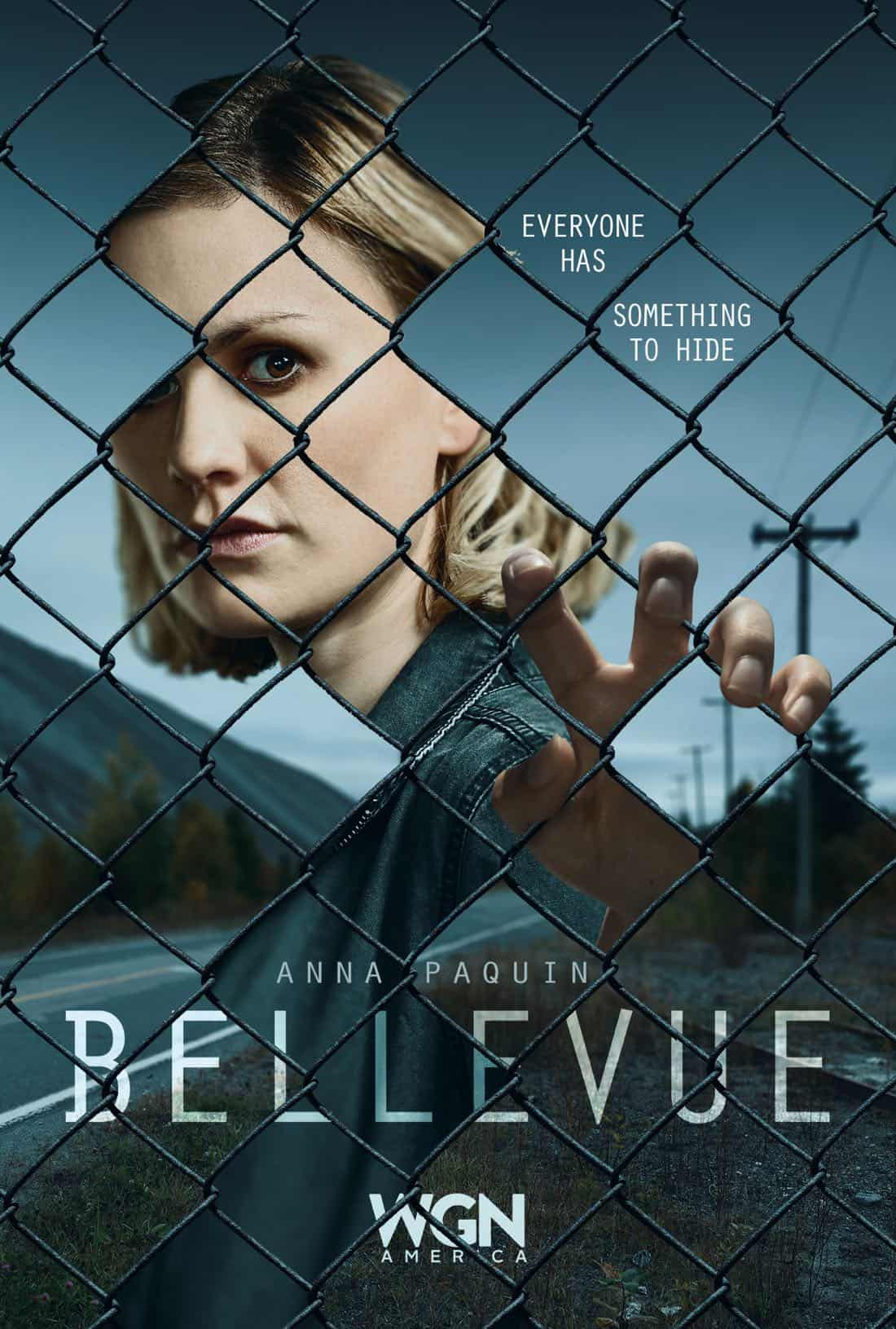 Bellevue Season 1 Chain Link Poster
