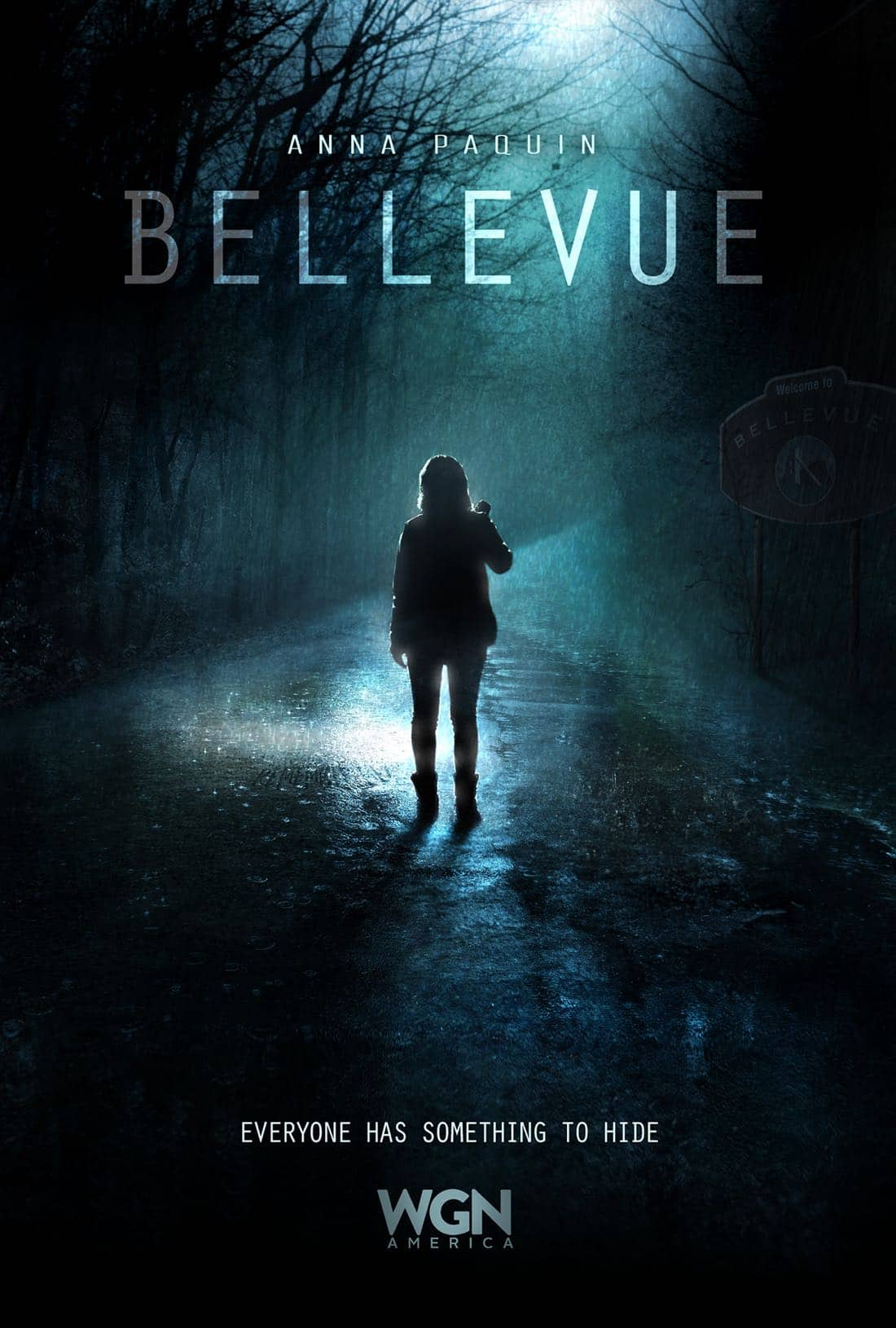 Bellevue Season 1 Flashlight Road Poster