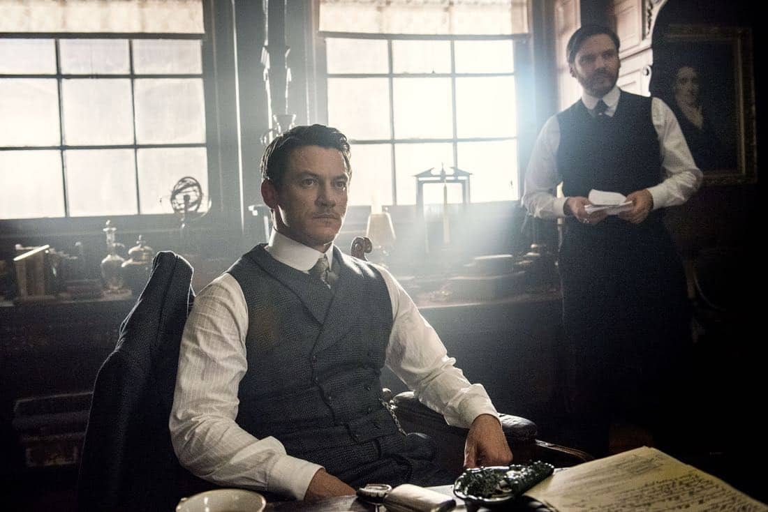The Alienist Episode 5 Season 1 Hildebrandts Starling 09