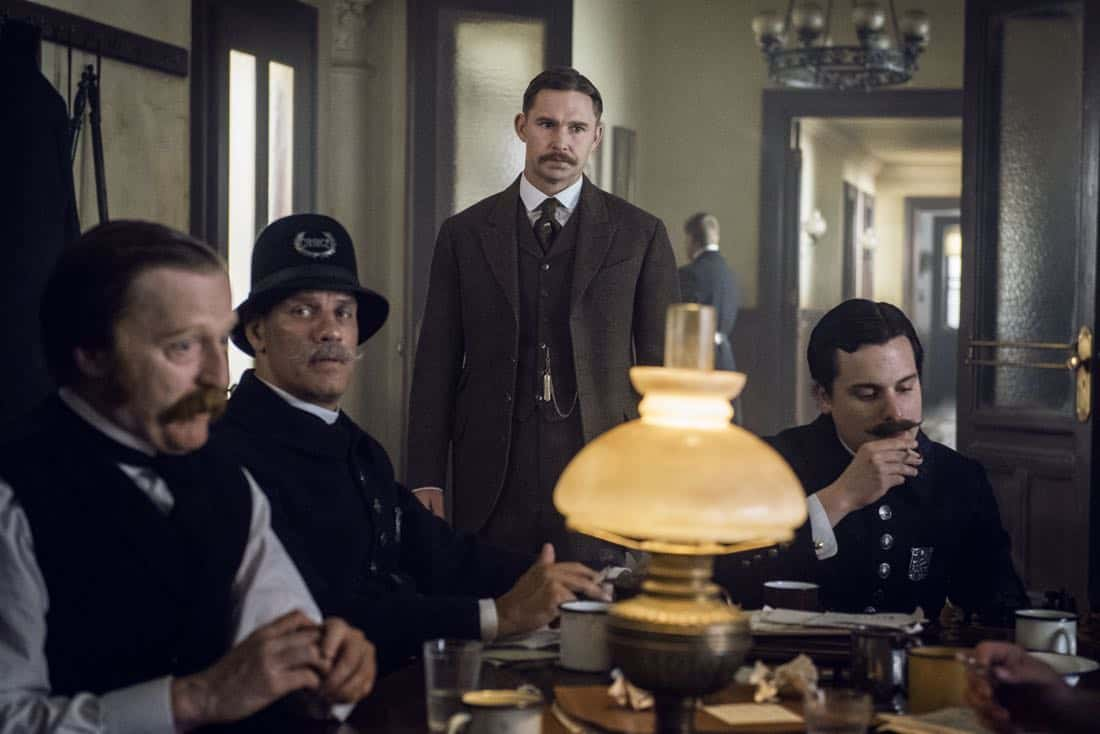 The Alienist Episode 5 Season 1 Hildebrandts Starling 05