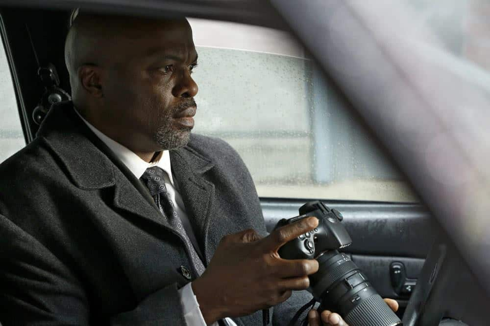 """THE BLACKLIST -- """"Mr. Raleigh Sinclair III (#51)"""" Episode 514 -- Pictured: Evan Parke as Norman Singleton -- (Photo by: Will Hart/NBC)"""