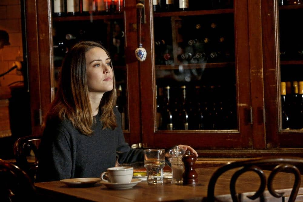 """THE BLACKLIST -- """"Mr. Raleigh Sinclair III (#51)"""" Episode 514 -- Pictured: Megan Boone as Elizabeth Keen -- (Photo by: Will Hart/NBC)"""