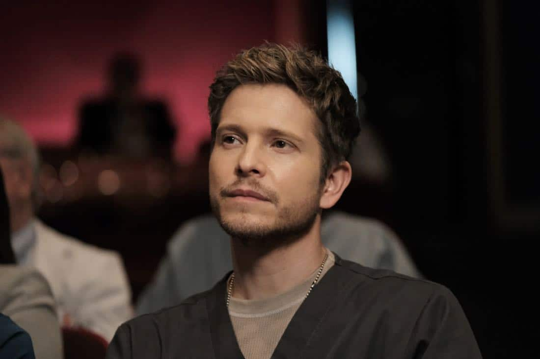 "THE RESIDENT:  Matt Czuchry in the ""None the Wiser"" episode of THE RESIDENT airing Monday, Feb. 26 (9:00-10:00 PM ET/PT) on FOX.  ©2018 Fox Broadcasting Co.  Cr:  Guy D'Alema/FOX"