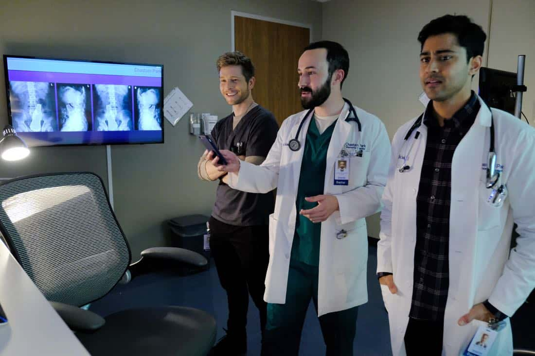 The Resident Episode 5 Season 1 None the Wiser 05