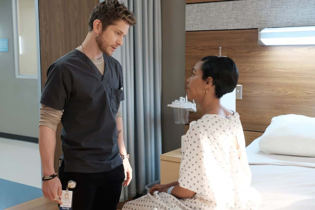The Resident Episode 5 Season 1 None the Wiser 07
