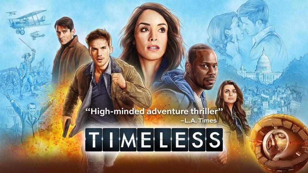 Timeless Poster Key Art Season 24