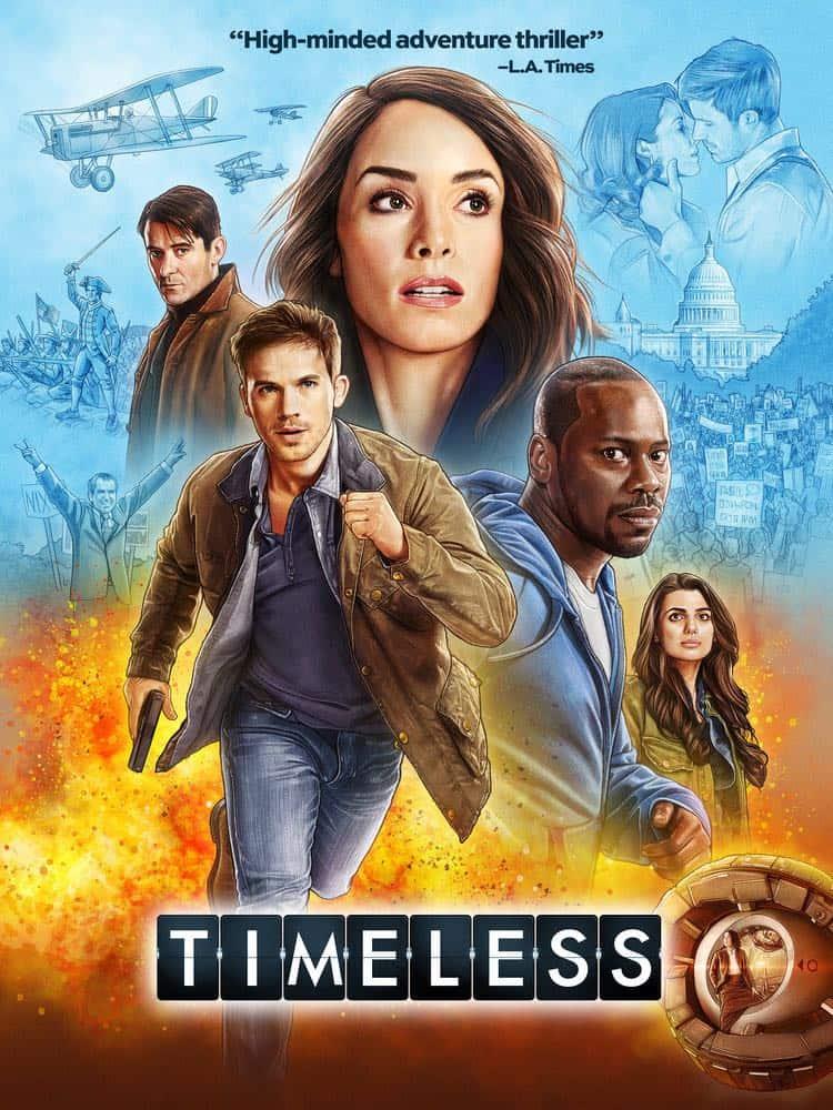 Timeless Poster Key Art Season 25